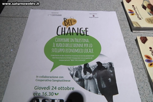 Bee the Change: cooperare in Palestina. Un incontro al Cinema Astra di San Giustino